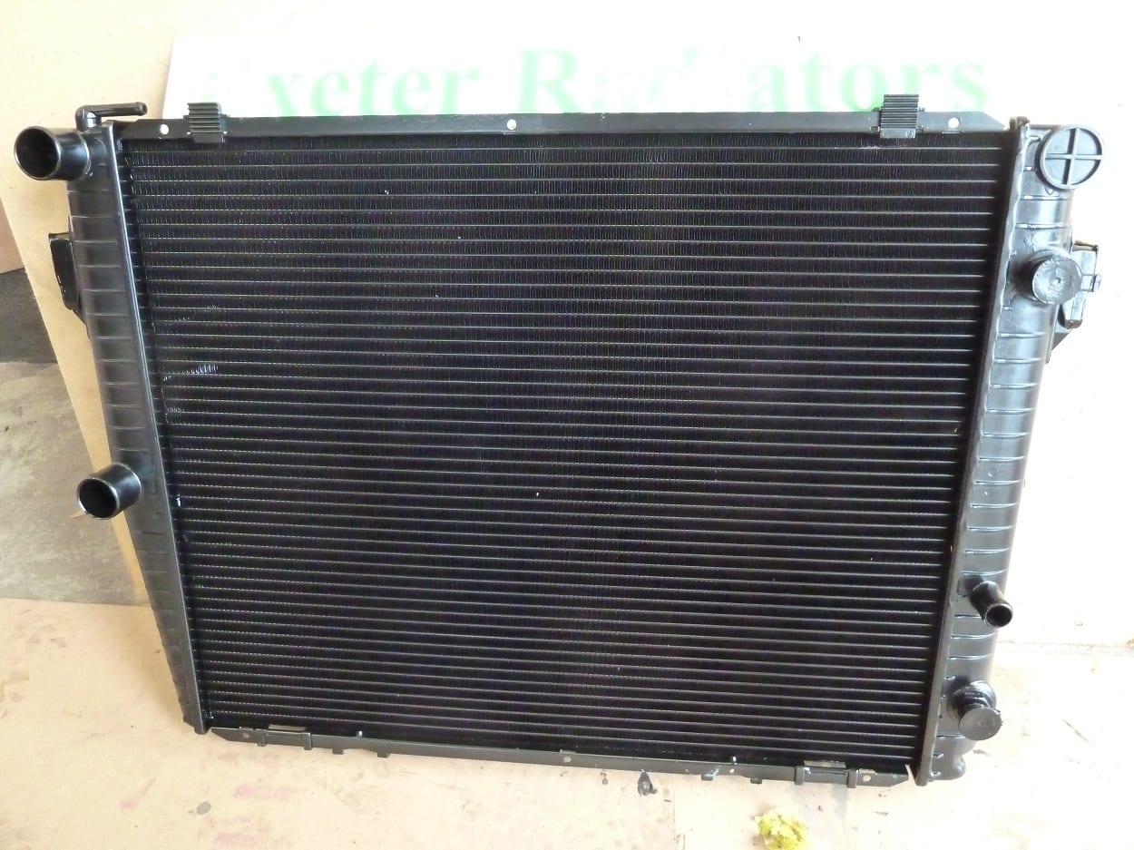 Mercedes 300 SL Radiator