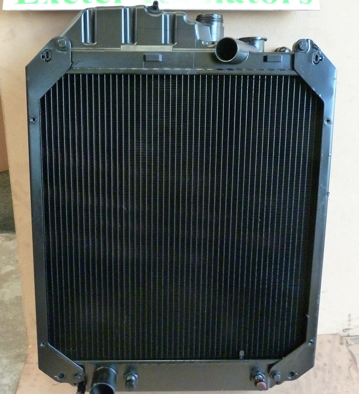 New Holland TS115 Radiator