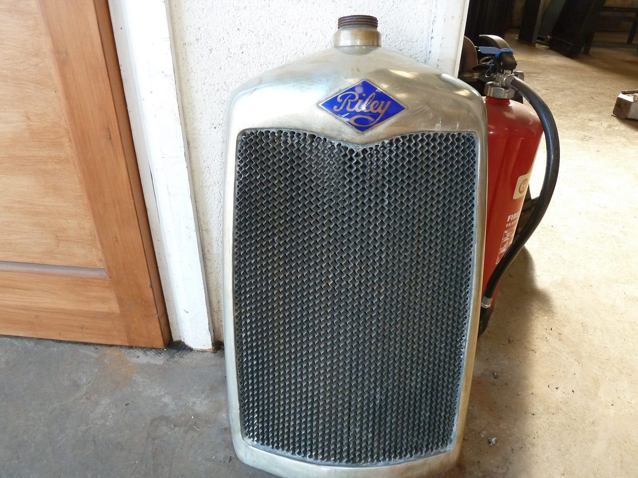 Riley Vintage Radiator