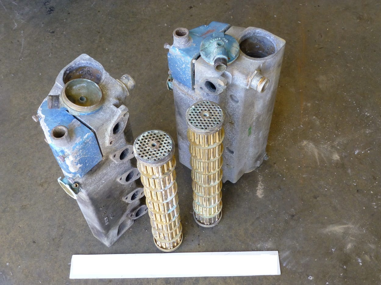 Tube Stack and Heat Exchanger