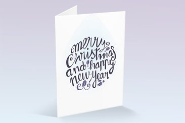 MarketingFile - Christmas cards (yes we know it's October)
