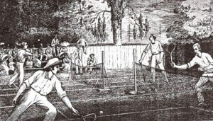 When was Tennis Invented?