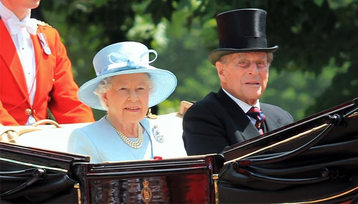 The Queen and Prince Philip: Love All