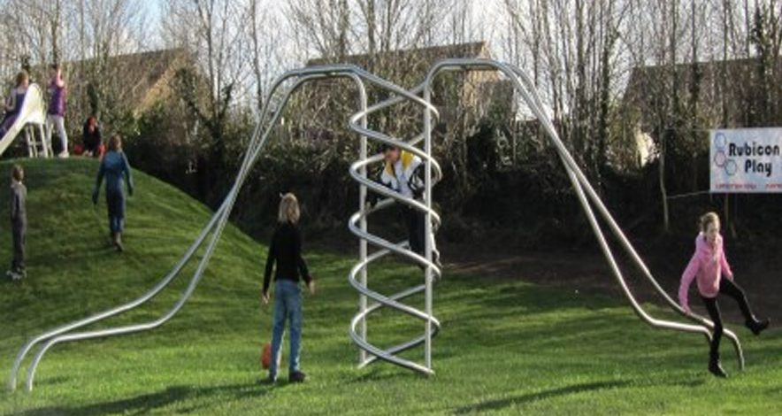 Spiral Playground Furniture