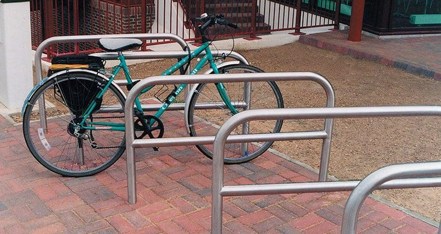 Metal Bike Racks