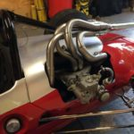 Exhaust system G8